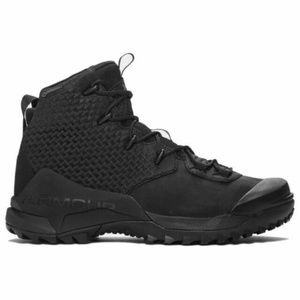NWOT Under Armour Black Infil Hike GTX Boots